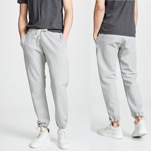 REIGNING CHAMP | Heather Grey Classic Sweatpant